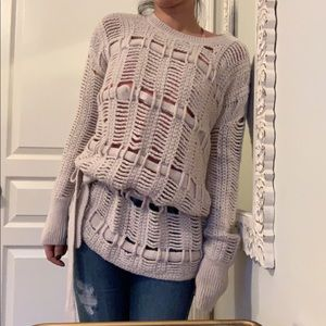 BCBG MaxAzria oversized sweater